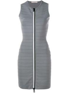 платье без рукавов  Christopher Kane