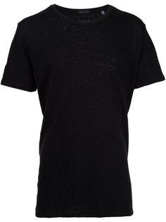 мешковатая футболка с круглым вырезом Atm Anthony Thomas Melillo