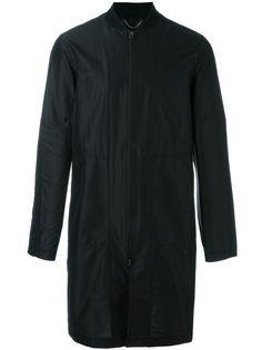 длинная куртка-бомбер  Helmut Lang
