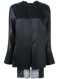 блузка с шарфом  Givenchy