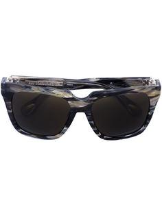 солнцезащитные очки с квадратной оправой Linda Farrow