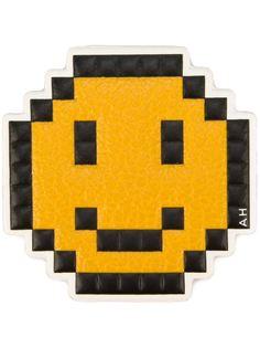 стикер Pixel Smiley Anya Hindmarch