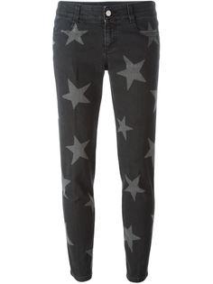джинсы с принтом Skinny Boyfriend  Stella McCartney