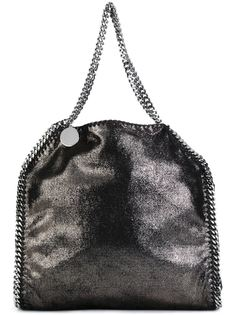 маленькая сумка-тоут Falabella Shaggy Deer  Stella McCartney