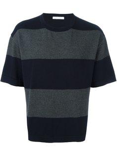 трикотажная футболка свободного кроя Société Anonyme
