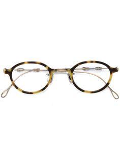 солнцезащитные очки в круглой оправе Eyevan7285