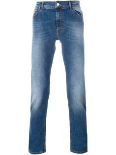 джинсы свободного кроя Kenzo
