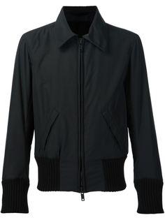 куртка на молнии Ann Demeulemeester Grise