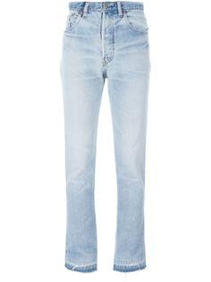 слегка расклешенные джинсы  Re/Done