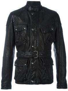 куртка с ремнем Belstaff