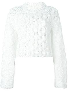 вязаный свитер  Maison Margiela