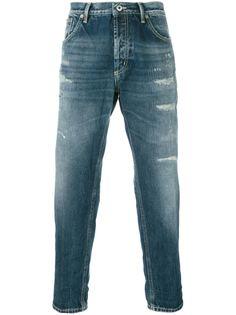 джинсы свободного кроя Dondup
