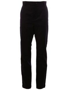 брюки прямого кроя  Sacai