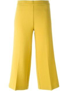 укороченные расклешенные брюки P.A.R.O.S.H.