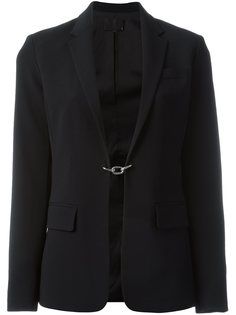 пиджак с застежкой на крючок Alexander Wang