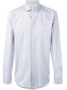 рубашка с мелким узором Neil Barrett