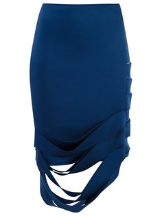 асимметричная юбка Gloria Coelho