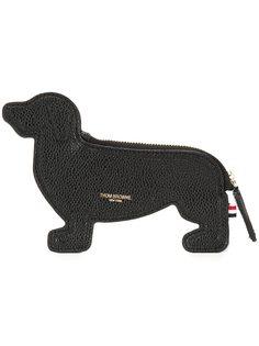 кошелек в форме собаки Thom Browne
