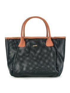 перфорированная сумка-тоут  Lygia & Nanny