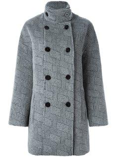 пальто NY Stripes  Kenzo