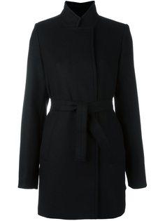 пальто с поясом  Proenza Schouler