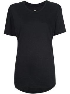 футболка с круглым вырезом  Raquel Allegra