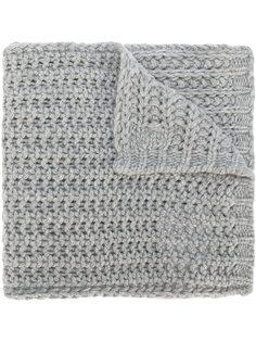 трикотажный шарф Moncler