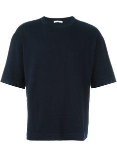 свободная вязаная футболка  Société Anonyme