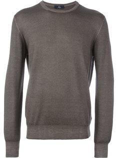 свитер свободного кроя  Fay