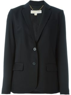 пиджак с заостренными лацканами Michael Michael Kors