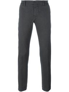 брюки-чинос прямого кроя Dondup