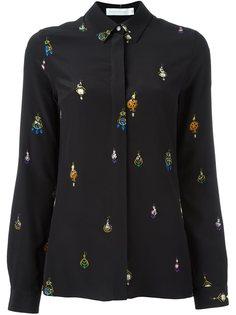 декорированная рубашка Victoria Beckham