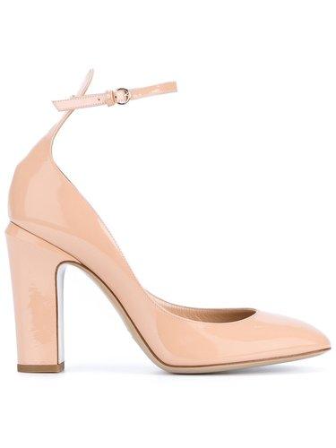 туфли с ремешком вокруг щиколотки Valentino