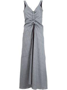 драпированное платье Ellery