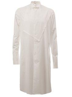 удлиненная рубашка  Aganovich