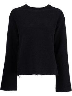 свитер с круглым вырезом  Simon Miller