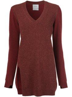 свитер c V-образным вырезом  Barrie