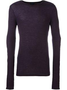 вязаный свитер  Lanvin