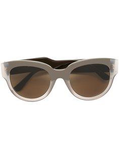 прозрачные солнцезащитные очки Marni Eyewear