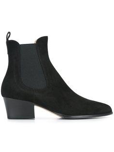 ботинки с заостренным носком  Unützer