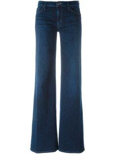 расклешенные брюки Hudson