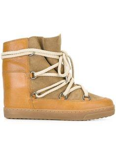 ботинки Étoile Nowles Isabel Marant