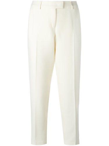 укороченные классические брюки  Fendi