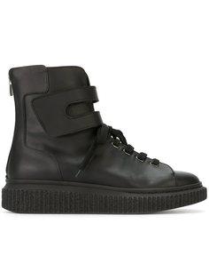 ботинки со шнуровкой Officine Creative