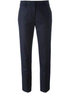 укороченные брюки со стрелками Piazza Sempione