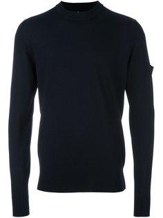 свитер с круглым вырезом   Oamc