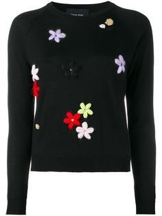 свитер с вышивкой Simone Rocha