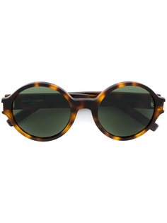солнцезащитные очки Classic 57 Saint Laurent Eyewear