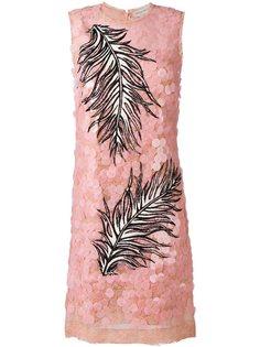 платье с пайетками Emilio Pucci