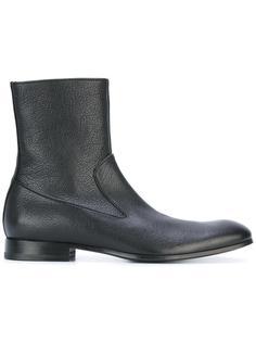 ботинки на молнии  Alexander McQueen